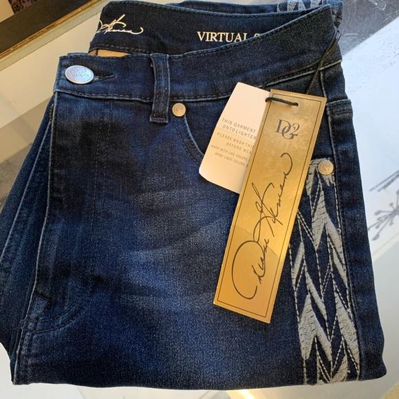 DG2 Jeans Denim - DG2 Jeans size 8